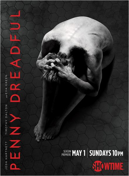 Affiche saison 3 Penny Dreadful