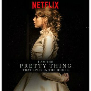 Affiche I am the pretty thing that lives in the house